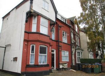 Thumbnail 3 bed flat to rent in Beeches Road, West Bromwich, Birmingham