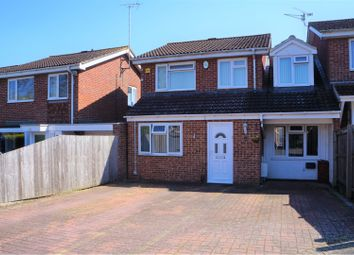 Thumbnail 4 bed link-detached house for sale in Beverley, Swindon