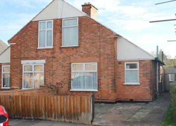 Thumbnail 2 bed semi-detached house for sale in Harrison Road, Belgrave, Leicester