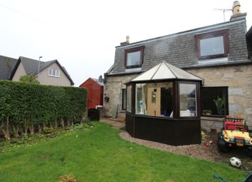 Thumbnail 3 bed semi-detached house for sale in Paradise Road, Kemnay, Inverurie