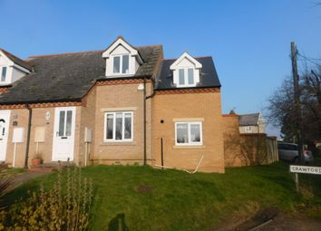 Thumbnail 3 bed semi-detached house for sale in Eve Balfour Way, Haughley