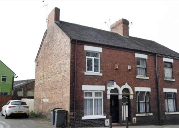 Thumbnail 3 bed terraced house to rent in Moorland Road, Stoke-On-Trent, Staffordshire