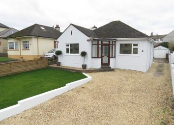 Thumbnail 3 bed detached bungalow for sale in Peeks Avenue, Plymstock, Plymouth