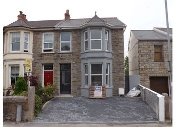 Thumbnail 3 bed end terrace house for sale in Barncoose Terrace, Illogan Highway, Redruth