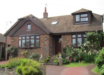 Thumbnail 4 bed bungalow for sale in Dean Court Road, Rottingdean, Brighton, East Sussex