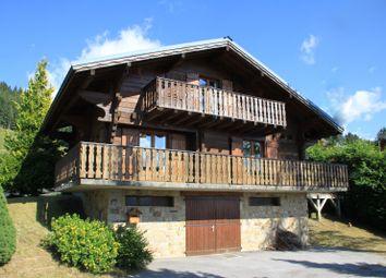 Thumbnail 5 bed chalet for sale in Les Gets, Haute-Savoie, Rhône-Alpes, France