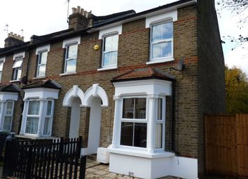Thumbnail 4 bedroom end terrace house to rent in Siddons Road, London