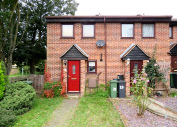 Thumbnail 2 bed end terrace house to rent in Speedwell Close, Weavering, Maidstone