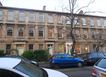 Thumbnail 2 bed flat to rent in Lawrence Street, Dowanhill, Glasgow