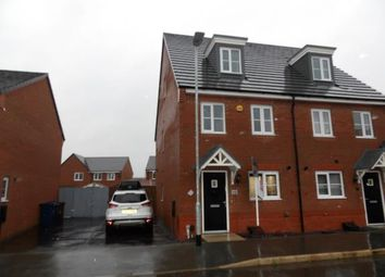 Thumbnail 3 bed semi-detached house for sale in Assembly Avenue, Leyland