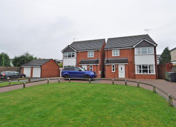 Thumbnail 4 bed detached house to rent in Redditch Road, Alvechurch, Birmingham