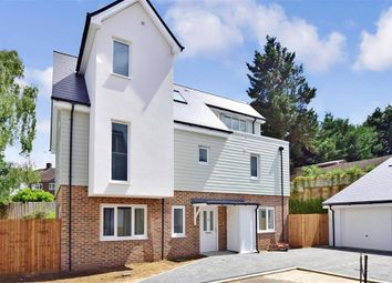 4 bed detached house for sale in Warwick Crescent, Rochester, Kent ME1