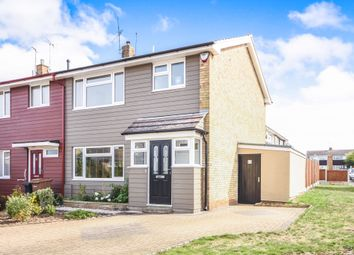 Thumbnail 3 bed end terrace house for sale in Tees Road, Chelmsford