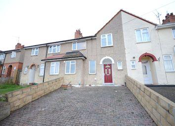 Thumbnail 3 bed terraced house for sale in Lyndhurst Road, Tilehurst, Reading