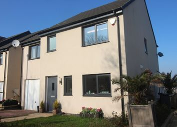 Thumbnail 4 bed detached house to rent in Palm Tree View, Paignton