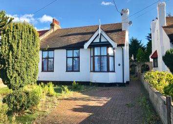 Thumbnail 3 bedroom semi-detached bungalow to rent in Meadway, Seven Kings, Essex