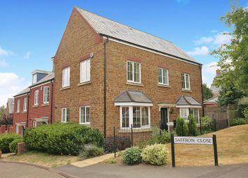 Thumbnail 5 bed terraced house for sale in Saffron Close, Banbury
