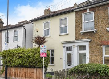 Thumbnail 2 bed semi-detached house for sale in Davidson Road, Addiscombe, Croydon