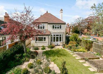 Thumbnail 4 bedroom detached bungalow for sale in 162 Park Road, Peterborough