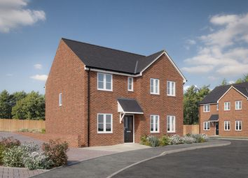 "Thumbnail 4 bedroom detached house for sale in ""The Mayfair"" at King Street Lane, Winnersh, Wokingham"