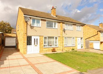 Thumbnail 3 bedroom semi-detached house to rent in Coleridge Close, Bletchley, Milton Keynes