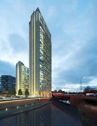 Thumbnail 3 bed flat for sale in The Residence, Irwell Tower, Manchester