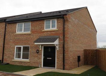 Thumbnail 3 bed semi-detached house to rent in Plough Lane, Malton
