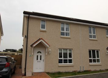 Thumbnail 3 bed semi-detached house for sale in 5 Blythewood Terrace, Quarrolhall Crescent, Carronshore