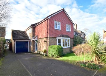 Thumbnail 3 bedroom detached house for sale in Culvercroft, Temple Park, Binfield, Berkshire