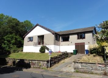 Thumbnail 4 bed detached bungalow for sale in 104 Ardenslate Road, Dunoon