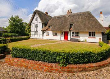 Thumbnail 7 bed detached house for sale in Cranfield Road, Moulsoe, Moulsoe, Bucks