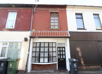 Thumbnail 2 bedroom terraced house for sale in Victoria Road, Great Yarmouth