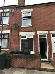Thumbnail 2 bed end terrace house to rent in Chandos Street, Stoke, Coventry