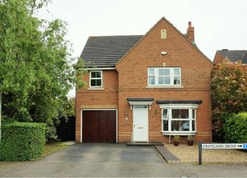 Thumbnail 4 bed detached house for sale in Sandleford Drive, Elstow