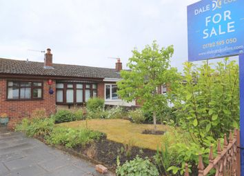 Thumbnail 2 bed bungalow for sale in Drayton Road, Longton