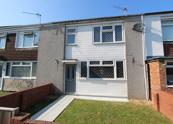 Thumbnail 3 bed terraced house for sale in Constable Close, Southampton