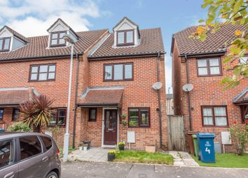 Thumbnail End terrace house for sale in Hussain Close, Sudbury Hill, Harrow