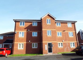 Thumbnail 1 bed flat for sale in Padiham Close, Leigh, Greater Manchester