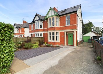 Thumbnail 4 bedroom semi-detached house for sale in Beulah Road, Rhiwbina, Cardiff