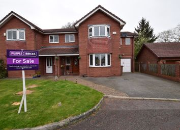 Thumbnail 4 bed semi-detached house for sale in Milton Green, Thingwall