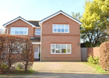 Thumbnail 4 bed detached house for sale in Woodland Grove, Bembridge, Isle Of Wight