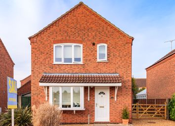 Thumbnail 3 bed detached house for sale in Stanton Road, King's Lynn, Norfolk