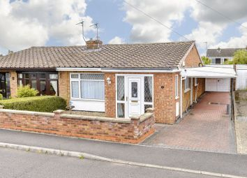 Thumbnail 2 bed semi-detached bungalow for sale in The Ridings, Desborough, Kettering