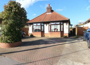 Thumbnail 3 bed detached bungalow for sale in Sidegate Lane, Ipswich, Suffolk
