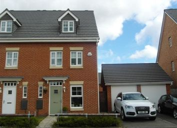 Thumbnail 3 bed town house to rent in Orkney Way, Thornaby, Stockton-On-Tees
