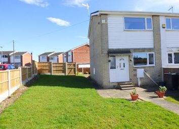 Thumbnail 2 bed semi-detached house for sale in Strauss Crescent, Maltby, Rotherham