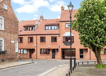Thumbnail 2 bed terraced house for sale in St. Andrewgate, York, North Yorkshire