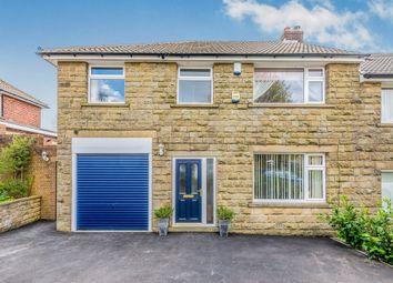Thumbnail 4 bed semi-detached house for sale in Birmingham Lane, Meltham, Holmfirth