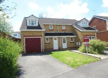 Thumbnail 3 bed semi-detached house for sale in Ramsons Way, Cardiff