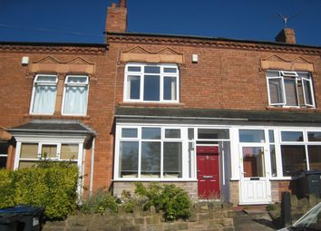 Thumbnail 2 bed terraced house to rent in Hartledon Road, Birmingham